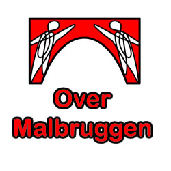 logo over Malbruggen